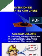 Seguridad Gases