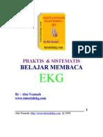 Praktis & Sistematis Membaca Ekg