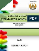veruka vulgaris