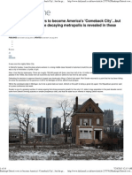 The Decay of Detroit Under Democrat Rule