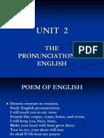 The Pronunciation of English 1 (1)