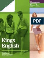 다국적 Kings Colleges_영어과정 한글 브로셔
