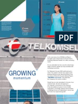 Annual Report Telkomsel 2003 | Earnings Before Interest