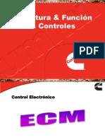 Curso Ecm Control Electronico Motor 140e3 Komatsu