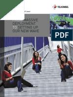 Annual Report Telkomsel 2007