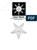 Chaos Magick - Liber Nicht - Practical Magick for the Independent Being