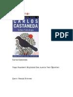 Ixtlan YolculuGu Carlos Castaneda
