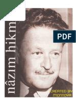 Nazim Hikmet Siirleri PDF