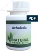 Natural Herbs For Achalasia