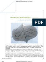 Magenn Air Rotor System (m.a.r.s