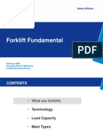Forklift Fundamental