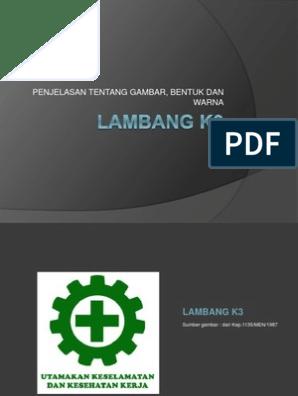lambang k3 scribd