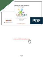 Manual de GenoTipos Web