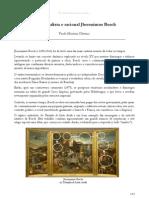 (P) O nacionalista e racional Jheronimus Bosch
