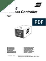 A2-A6 Process Controller 0443745001-ESAB