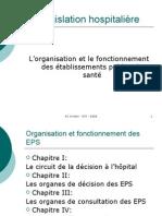 Organisation interne des Etablissement Public de Santé 2