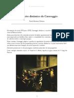 (P) O conceito dinâmico de Caravaggio