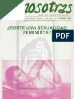 Revista Nosotras N 6 Febrero de 1988