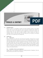 Pickles Chutney