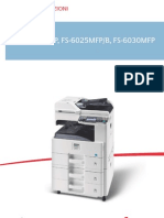 FS 6025MFP Guida