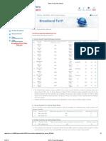 BSNL Prepaid Broadband