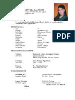 Marilyn Resume11