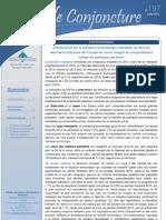 Note de Conjoncture DEPF