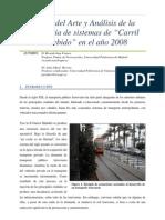 Estado del arte de las técnicas de carril embebido (ERS) 2008