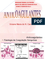 Seminário de ANTICOAGULANTES