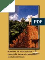 Manual de Viticultura y Enologia Para Aficionados