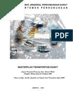 Masterplan Transportasi Darat