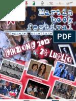 Martinbook 24 Luglio 2013