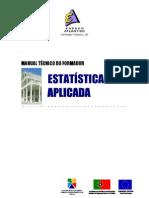 Estatistica Aplicada Manual Tecnico Formador