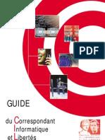 CNIL Guide Correspondants