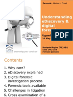 Digital Forensics and Lawyers