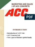 Acc ltd