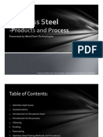 Stainless Steel Technical Presentation