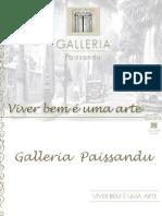 Galleria Paissandu Flamengo Lançamento