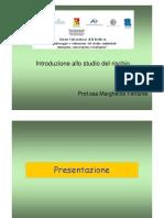 Presentazione n 1 Prof Ssa Ferrante Master II Liv Mon e Val[1]