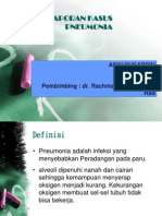 p Pneumonia