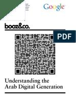 BoozCo Understanding the Arab Digital Generation
