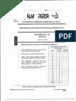 Percubaan 2013-Penang - Matematik K2