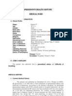 Compre Medical Ward Jan 2-4 2012