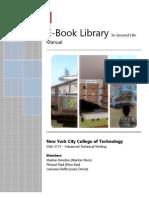 E Book Manual