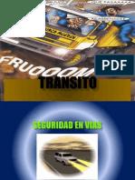 CURSO Estandares de Transito