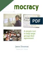 Dotmocracy Handbook