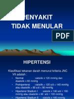 Penyakit Menular &Ptm Pkm Skj