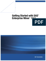 SAS Enterprise Miner 12.3