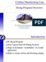 Fuel Oil Sizing Program Overview.pps