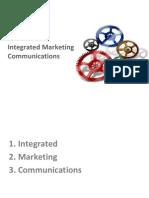 43392188 Integrated Marketing Communications
